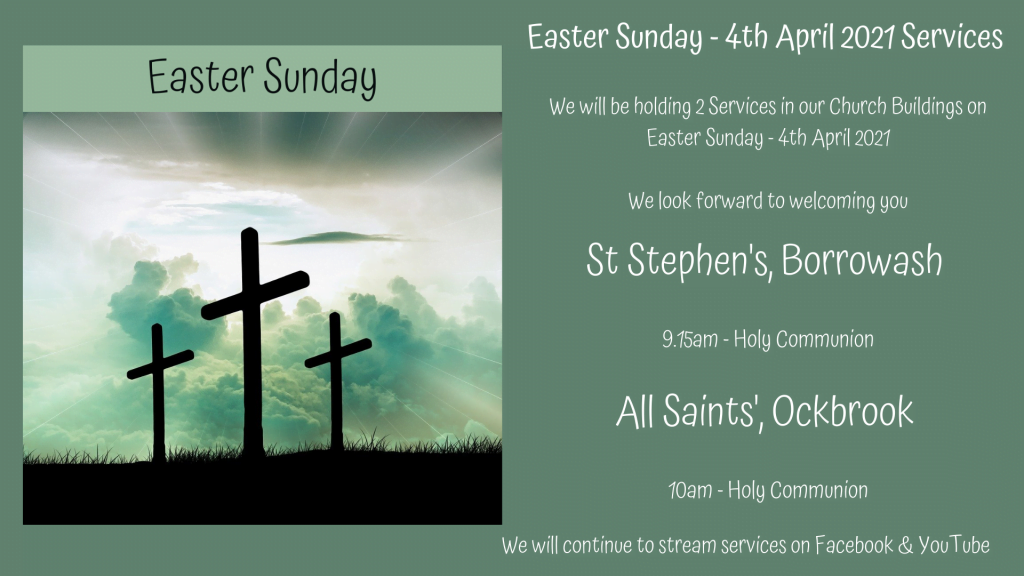 Easter Sunday & Holy Week