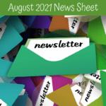 August 2021 Newsletter New Sheet Image