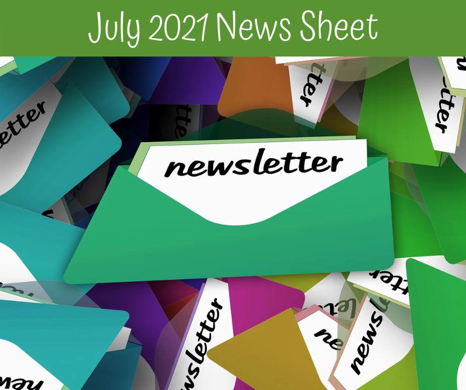 July 2021 News Sheet